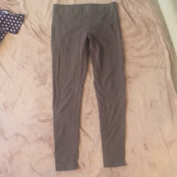 cb761c1cfd6dcd Matty M Pants | Olive Leggings Small | Poshmark